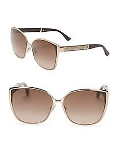 1a1664878d9 Jimmy Choo. Maty 58MM Square Sunglasses
