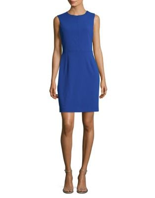 Sleeveless Spring Dress by Ivanka Trump