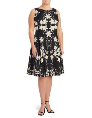 Floral Dress by Maggy London