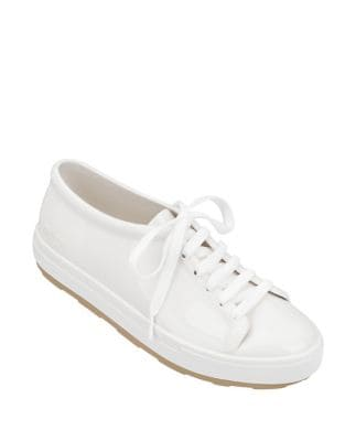 Be Lace-up Sneakers by Melissa