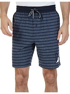 efabadf3f9 QUICK VIEW. Nautica. Striped Pajama Shorts