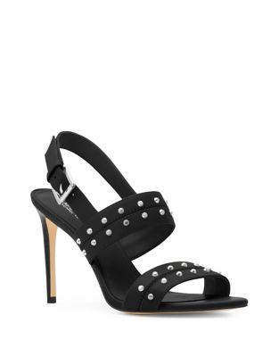 Astor Leather Slingback Sandals by MICHAEL MICHAEL KORS