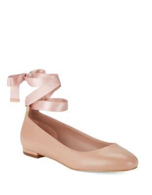 Penelope Leather Ballet...