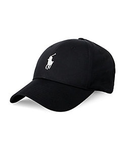 84ee8039522 Baseline Baseball Cap BLACK. QUICK VIEW. Product image. QUICK VIEW. Polo  Ralph Lauren