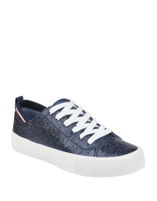 Two Lace-Up Sneakers by Tommy Hilfiger