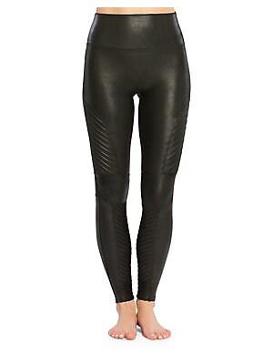 2803e1431865 Spanx - High-Rise Faux Leather Leggings - lordandtaylor.com