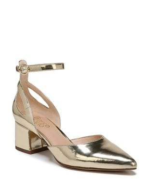 Caleigh Ankle-Strap Pumps by Franco Sarto