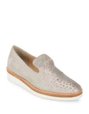 Eyes Textile Loafers