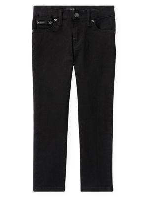 Little Boys Slim Denim Pants
