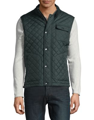 Quilted Vest @ Lord...