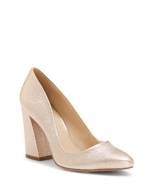 Talise Suede Pumps by Vince Camuto