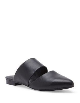 Berlin Leather Mules by Matisse