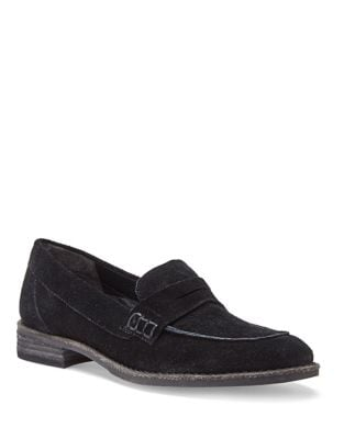 Crescent Suede Loafers by Matisse