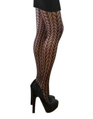 Image of Openwork Tights