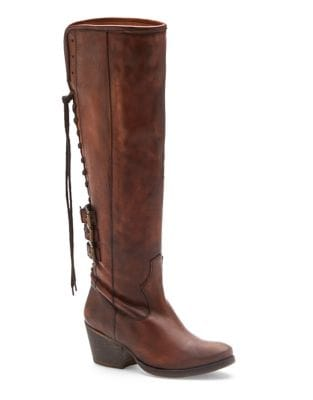 Tangier Knee-High Leather Boots by Matisse