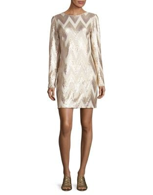 Sequin Bodycon Dress by Vince Camuto