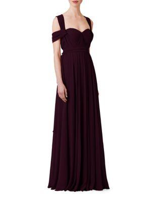 Mira Strapless Floor-Length Dress by Jenny Yoo