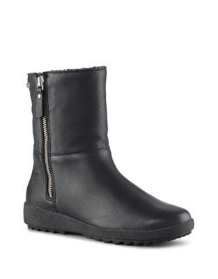 Vito Waterproof Leather Booties by Cougar