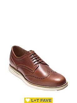 b976bcecbd5 QUICK VIEW. Cole Haan. Original Grand Shortwing Leather Oxfords