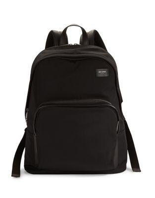 Zip Book Backpack @...