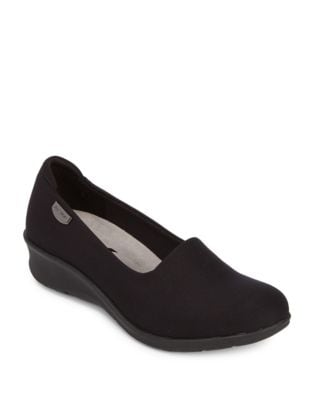 Sasha Slip-On Casual Flats by Anne Klein