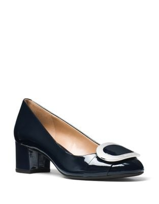 Pauline Patent Leather Flex Pumps by MICHAEL MICHAEL KORS