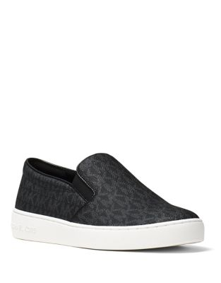 Keaton Signature Logo Slip-on Sneakers by MICHAEL MICHAEL KORS