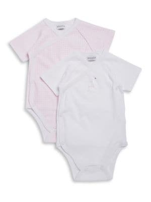 Baby Girls TwoPiece Bodysuit Set