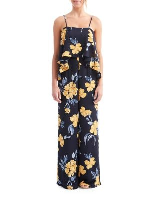 Hazel Wide Leg Jumpsuit by Paper Crown