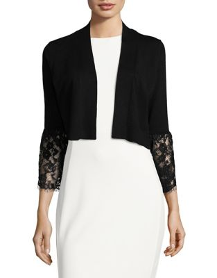 Open Front Cardigan by Calvin Klein