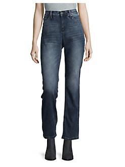 2db13df5bbf Straight Leg Jeans and Slim Fit Denim