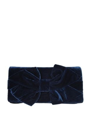 Alorah Knotted Convertible Clutch 500087361781