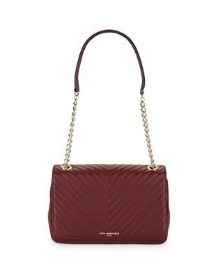 Merlot Charlotte Leather...