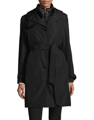 Two-Piece Trench Coat...