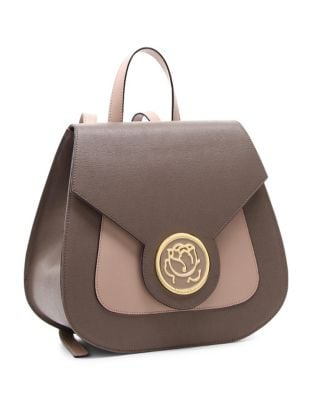 Alicia Leather Backpack 500087365735