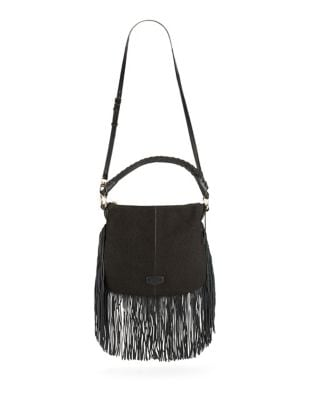 Mid Dionne Leather Hobo...
