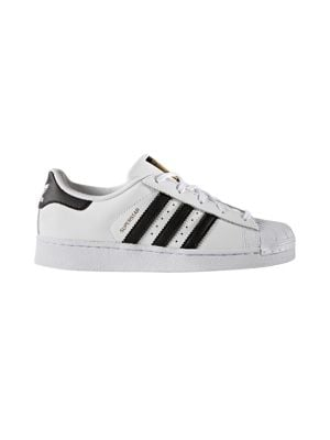 Boy's Superstar Low-Top...