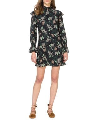 Bell Sleeve Shift Dress by Donna Morgan