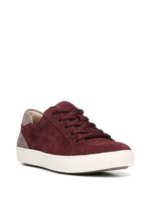 Morrison Suede Sneakers by Naturalizer