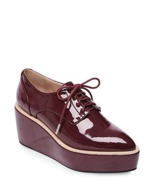 Pico Platform Oxfords by Design Lab Lord & Taylor