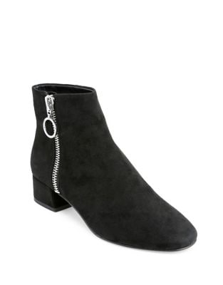 Jaxx Suede Booties by Dolce Vita