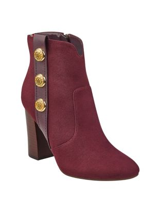 Domain Booties by Tommy Hilfiger