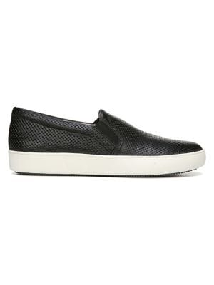 Marianne Leather Slip-On Sneakers by Naturalizer