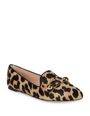 Sutton Calf Hair Loafers by Kate Spade New York