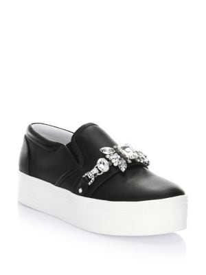 Wright Slip-On Sneakers by Marc Jacobs
