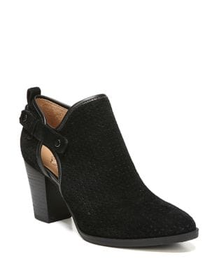 Dakota Suede Booties by Franco Sarto
