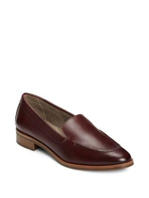 East Side Leather Smoking Loafers by Aerosoles