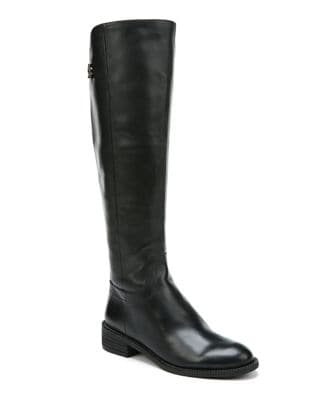 Brindley Leather Tall Boots by Franco Sarto