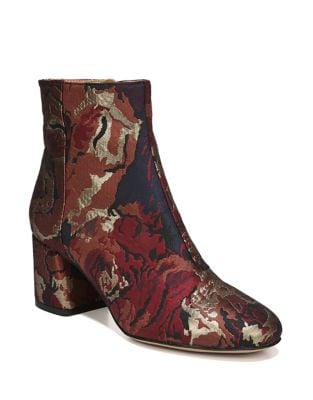 Jubilee 2 Brocade Booties by Franco Sarto