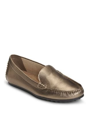 Overdrive Leather Loafers by Aerosoles